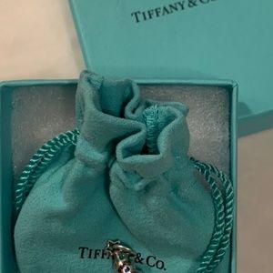 Tiffany & Co Christmas Tree Charm Pendant